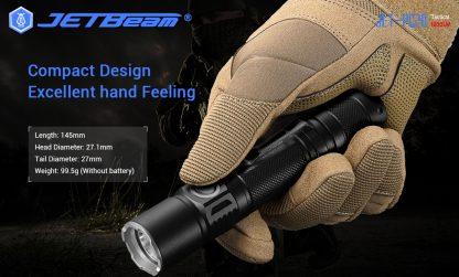 JETBeam Jet-PC20 USB Type-C Rechargeable Flashlight – 1800 Lumens-15060