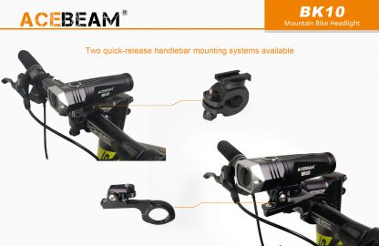 AceBeam BK10 2000 Lumen Bike Light-15171