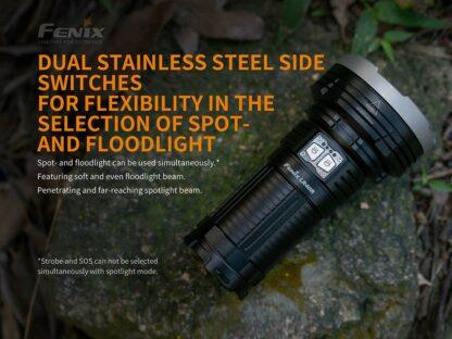 Fenix LR40R Rechargeable Searchlight (12000 lumens)-15231