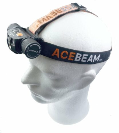 AceBeam H30 Red and Green Light 4000 lumen Rechargeable Headlamp-16188
