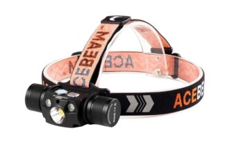 AceBeam H30 Red and Green Light 4000 lumen Rechargeable Headlamp-0