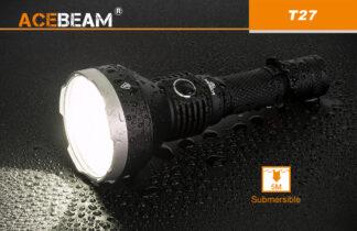 AceBeam T27 2500 Lumen Rechargeable Flashlight-15173