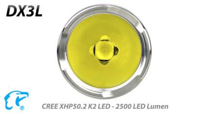 Eagletac DX3L 2500 Lumen Micro-USB Rechargeable Flashlight-15333
