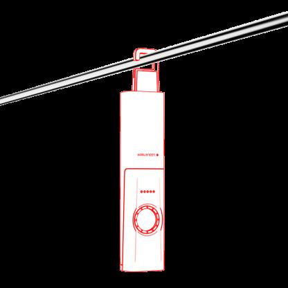 Led Lenser IW5R Compact Industrial Work Light-15357