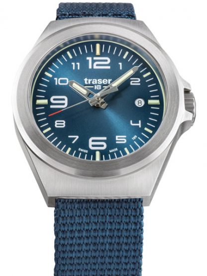 Traser P59 Essential Blue S Watch with NATO Band-15592