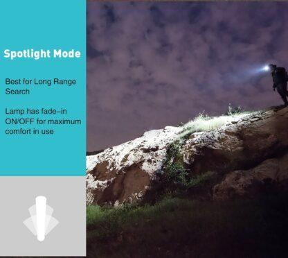 Klarus H1A-PL Lightweight LED Headlamp - 350 Lumens - Ocean Teal-15534