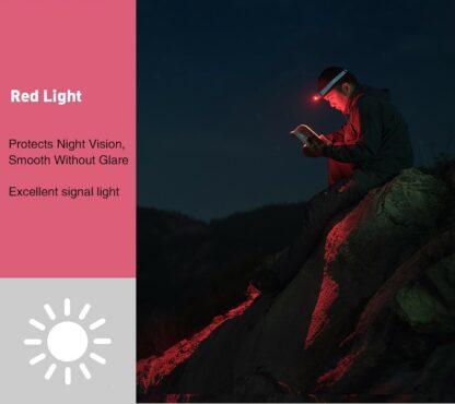 Klarus H1A-PL Lightweight LED Headlamp - 350 Lumens - Ocean Teal-15523