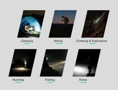 Klarus H1A-PL Lightweight LED Headlamp - 350 Lumens - Ocean Teal-15537