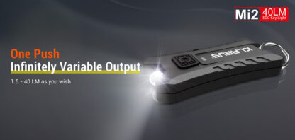 Klarus Mi2 USB Keychain Light-15475