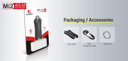 Klarus Mi2 USB Keychain Light-15474