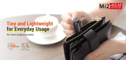 Klarus Mi2 USB Keychain Light-15483