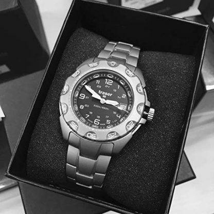 Traser P49 Special Force 100 Titanium Watch-15652