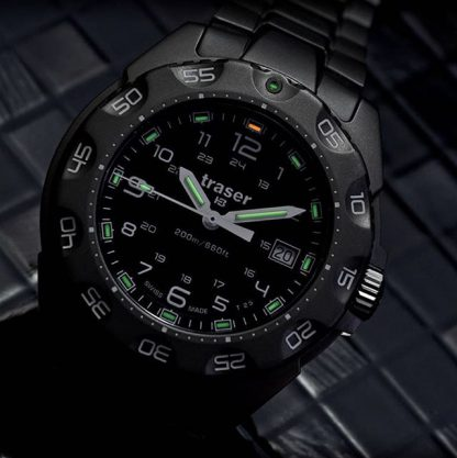 Traser P49 Special Force 100 Titanium Watch-15653