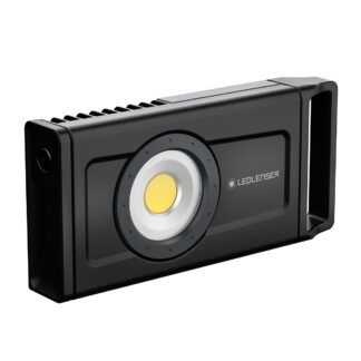 Led Lenser iF4R Rechargeable Industrial Flood Light + Powerbank-0