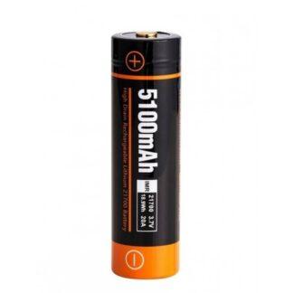 Acebeam IMR 21700 USB Rechargeable 5100mAh Li-ion Battery-0