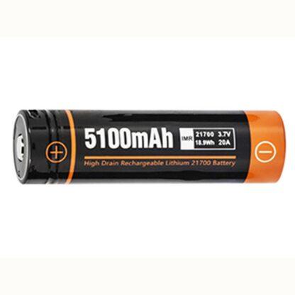 Acebeam IMR 21700 USB Rechargeable 5100mAh Li-ion Battery-15840