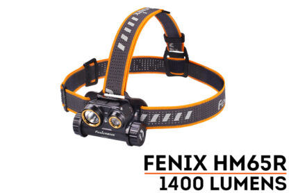 Fenix HM65R Rechargeable Headlamp - 1400 Lumens-15742