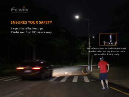 Fenix HM65R Rechargeable Headlamp - 1400 Lumens-15739