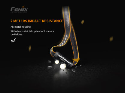 Fenix HM65R Rechargeable Headlamp - 1400 Lumens-15738