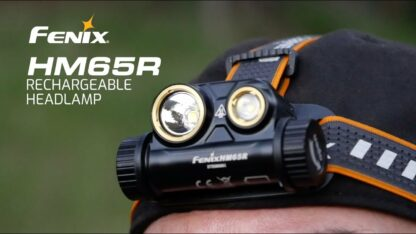 Fenix HM65R Rechargeable Headlamp - 1400 Lumens-16792