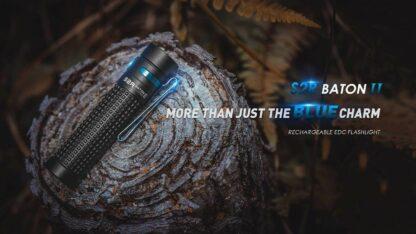 Olight S2R Baton II Rechargeable Torch - 1150 Lumens-15783