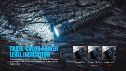 Olight S2R Baton II Rechargeable Torch - 1150 Lumens-15798