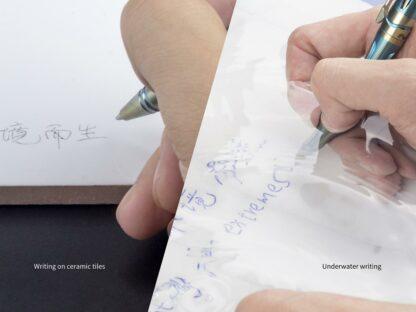Fenix Halberd T5Ti Titanium Tactical Pen - Blue-15908