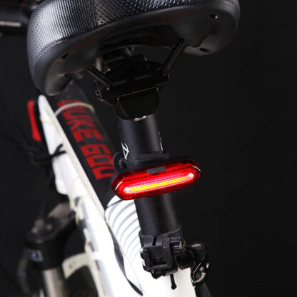 Prolite 6001 USB Rechargeable Rear Bike Light-16217
