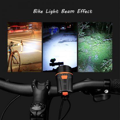 Prolite UL260 Rechargeable Bike Light - 260 lumens-16252