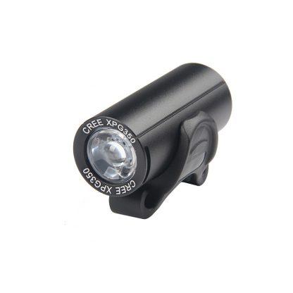 Prolite BF902 USB Rechargeable Waterproof Bike Light - 350 Lumens (Red)-16169