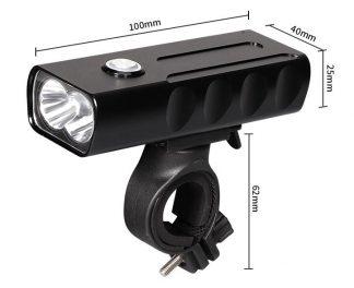 Prolite BX2 Rechargeable Bike Light - 1000 Lumens-0
