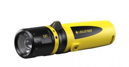 Ledlenser EX7 ATEX Intrinsically Safe Torch - 3AA-0