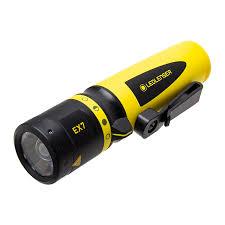 Ledlenser EX7 ATEX Intrinsically Safe Torch - 3AA-16054