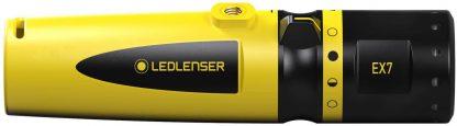 Ledlenser EX7 ATEX Intrinsically Safe Torch - 3AA-16058