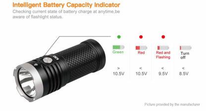AceBeam K30-GT Flashlight (5500 Lumens)-16291