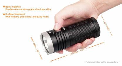 AceBeam K30-GT Flashlight (5500 Lumens)-16293
