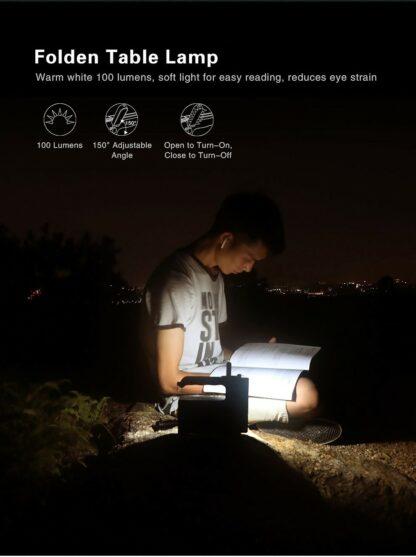 Klarus RS80GT 10000 Lumen Rechargeable Searchlight-16331