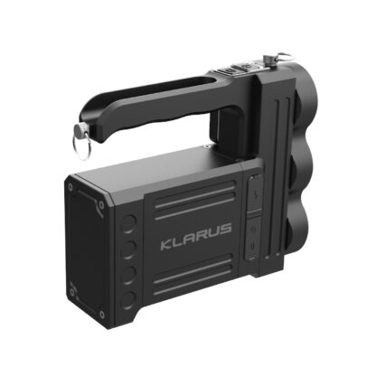Klarus RS80GT 10000 Lumen Rechargeable Searchlight-16322