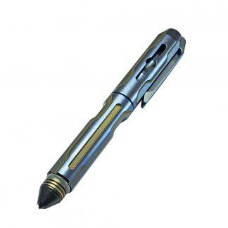 Manker EP02 Titanium Tactical Pen (Blue)-0