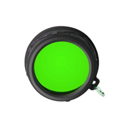 Klarus FT32 GREEN filter (for 63.3mm bezel)-16482