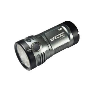 Manker MK36 Rechargeable Flashlight - 12000 Lumens-0