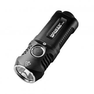 Manker T02 Flashlight 2x AA/14500 - 1500 Lumens-0