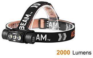 Acebeam H50 Rechargeable Headlamp - 2000 Lumens-0