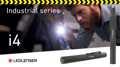 Led Lenser i4 Pen Light - 120 Lumens (2AAA)-16944