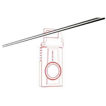 Led Lenser iF3R Rechargeable Industrial Flood Light -16990