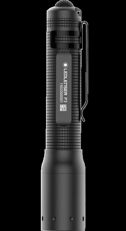 Led Lenser P3 Pocket Torch - 25 Lumens (1AAA)-16901