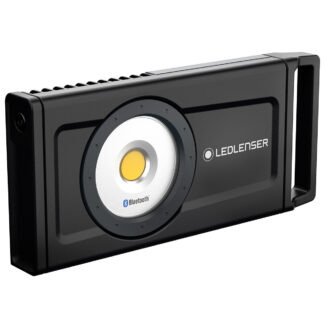 Led Lenser iF8R Rechargeable Industrial Flood Light + Powerbank-0