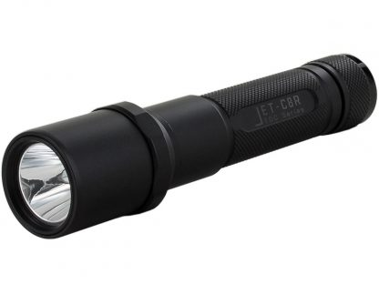 JETBeam C8R Rechargeable Flashlight - 1480 Lumens-0