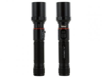 JETBeam C8R Rechargeable Flashlight - 1480 Lumens-17410