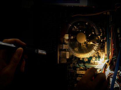 Fenix LD05 V2.0 Penlight with UV Light- 100 Lumens-17501